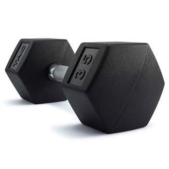 tag rubber hex dumbbell (pair)