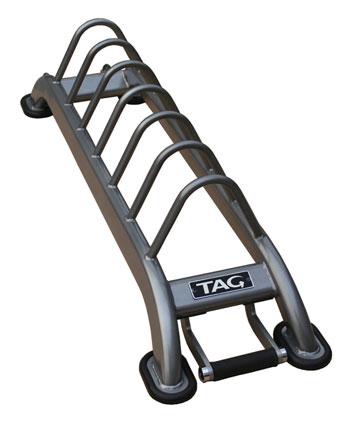 TAG Bumper Plate Rack