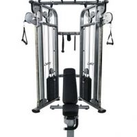 tag functional trainer 2 x 210lb stacks