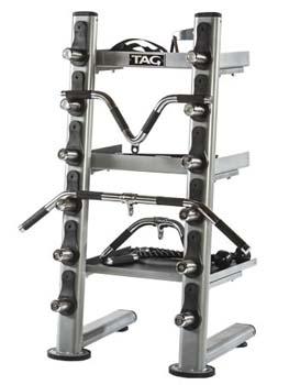 tag accessory rack