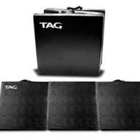 tag 2' x 6' folding exercise mat