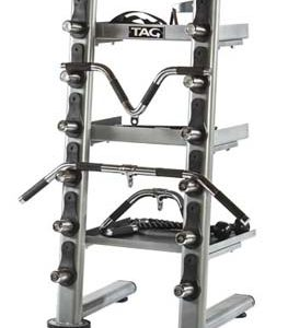 tag accessory rack