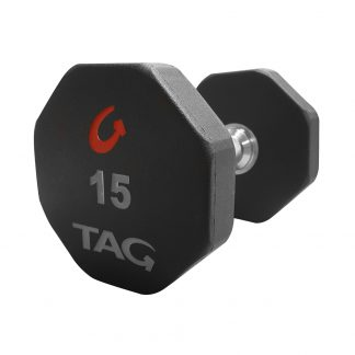 8 Sided Ultrathane Dumbbell